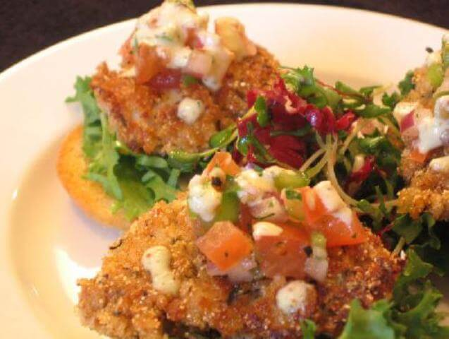 Fried Oysters with Buttermilk Remoulade Photo 8