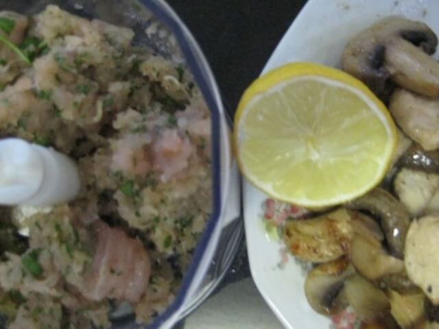 Turkey Terrine with Champignons and Pistachios Photo 5