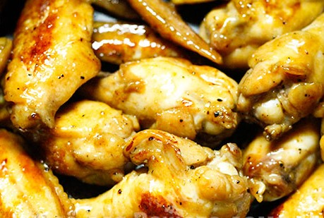 Crock Pot Chicken Wings Photo 6