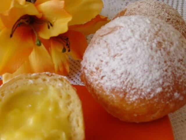 Donuts with Custard Photo 6