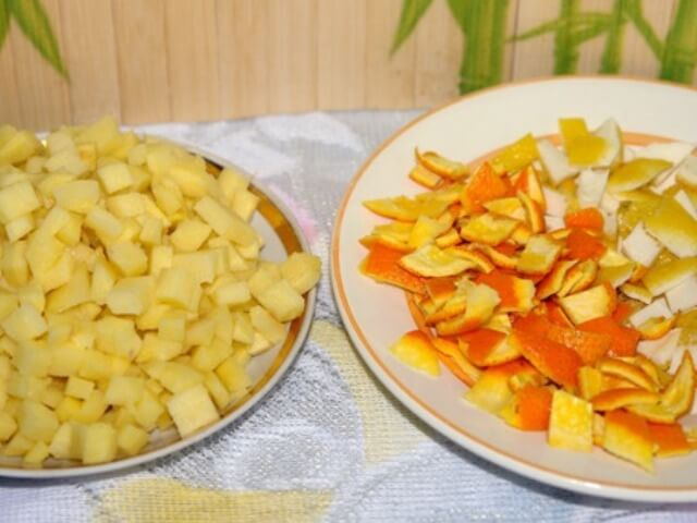 Ginger and Citrus Jam Photo 3