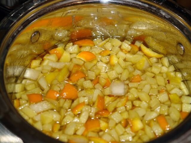 Ginger and Citrus Jam Photo 5