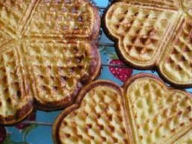 Corn Waffles Photo 4