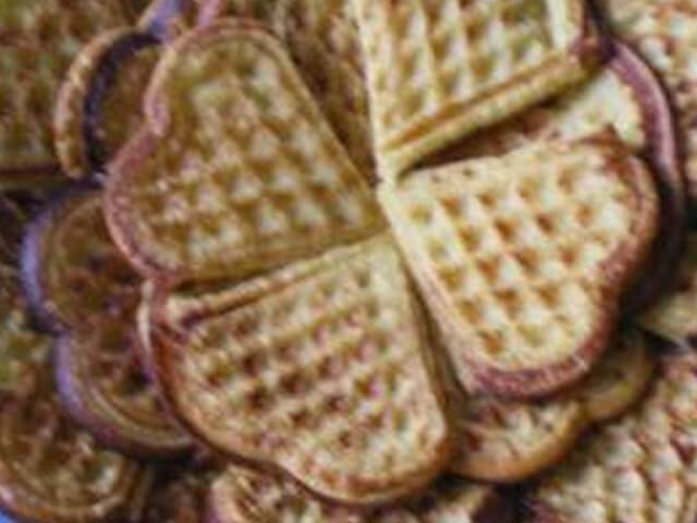 Corn Waffles Photo 5