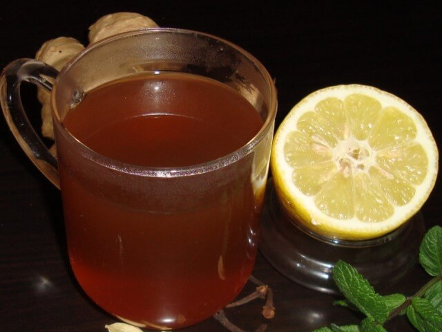 Ginger Tea for Effective Weight Loss Photo 1