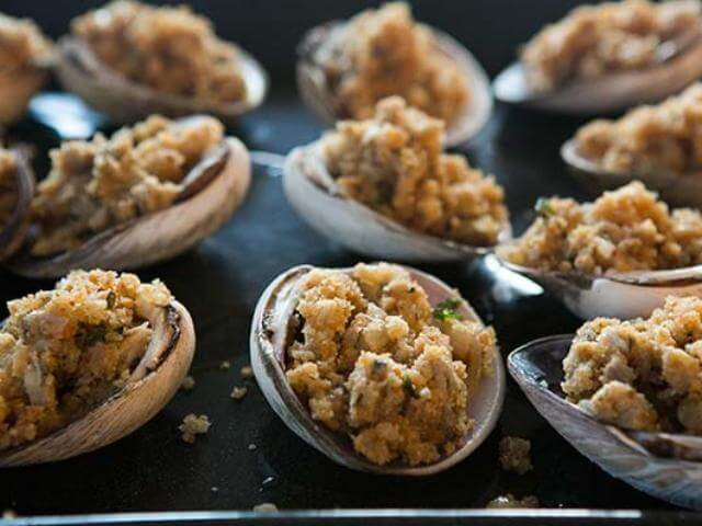 Baked Stuffed Clams Photo 5