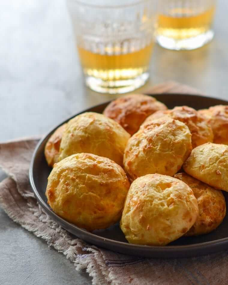 French Cheese Puffs Photo 1