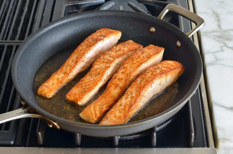 Pan-Seared Salmon Photo 5
