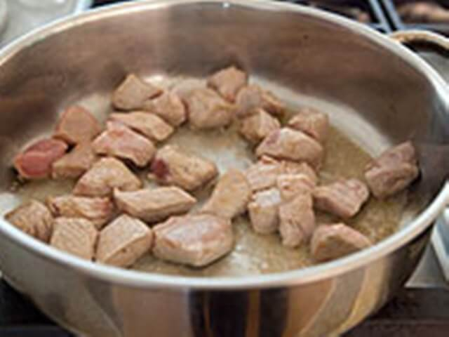 Stewed Veal with Sauerkraut Photo 2