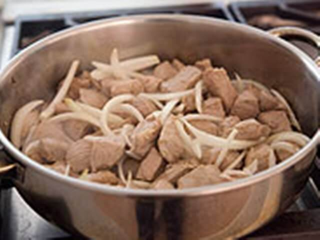 Stewed Veal with Sauerkraut Photo 3
