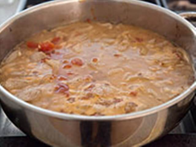 Stewed Veal with Sauerkraut Photo 4