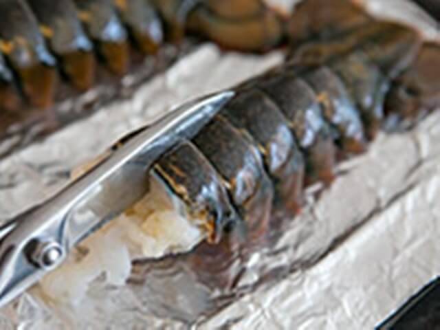 Lobster Tail with Hazelnut Brown Butter Sauce Photo 7