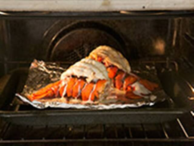 Lobster Tail with Hazelnut Brown Butter Sauce Photo 11