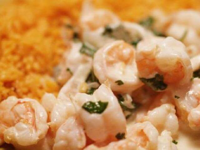 Tequila Shrimp with Orzo Photo 1