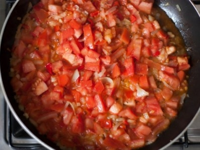 Mexican Style Vegan Soup Photo 9
