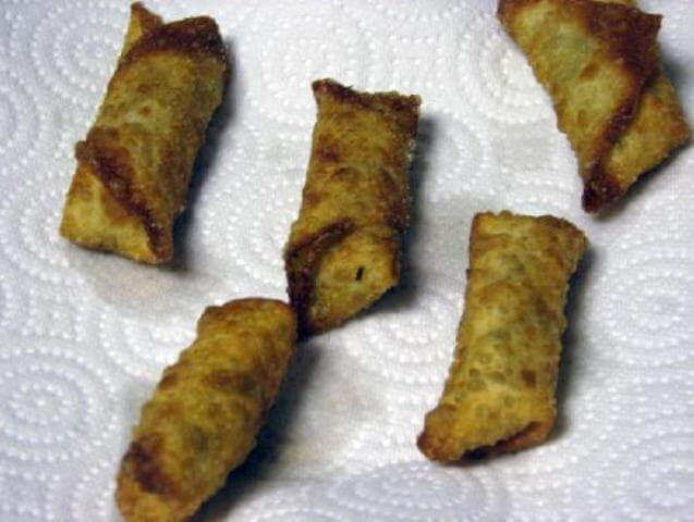 Thai Egg Rolls Photo 1