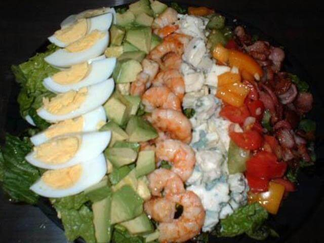 Shrimp Cobb Salad Photo 1