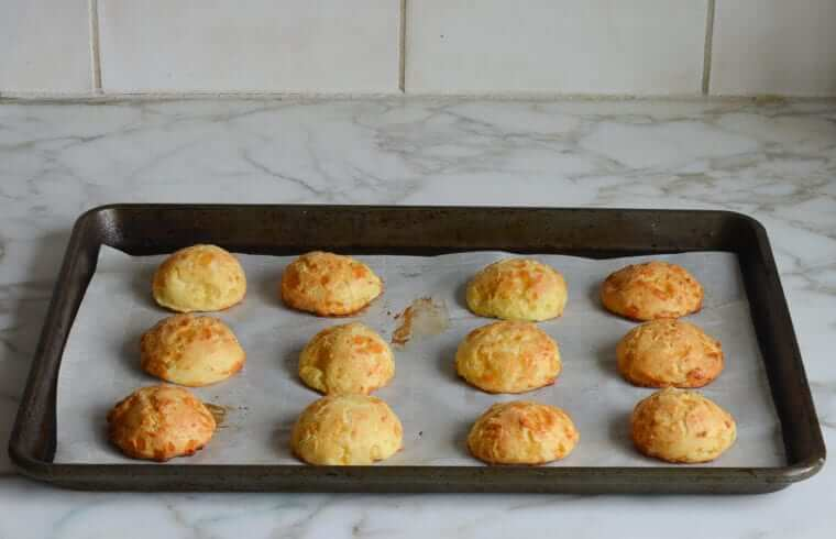 French Cheese Puffs Photo 13