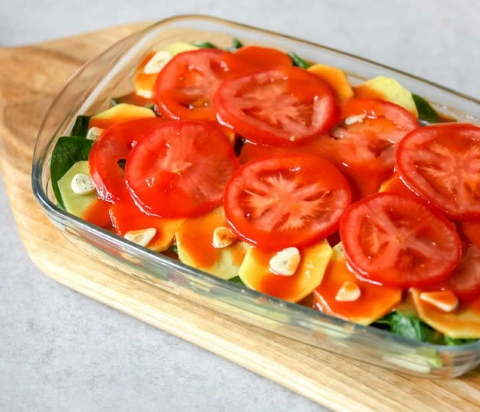 Healthy and Easy Vegetable Casserole Photo 7