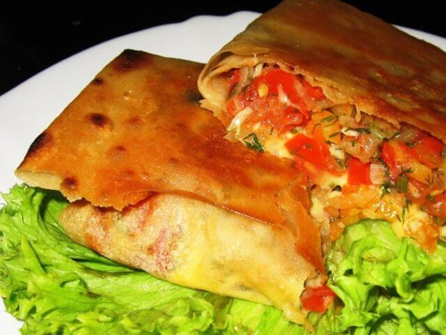 Vegetarian Quesadilla Photo 1