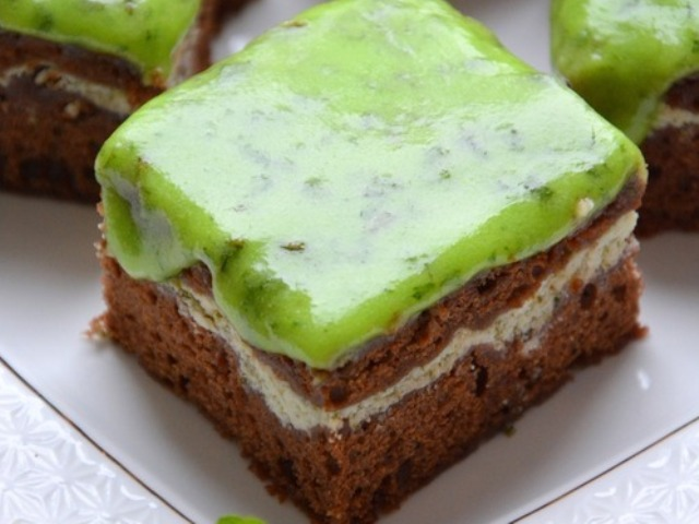 Mint Brownies Photo 10