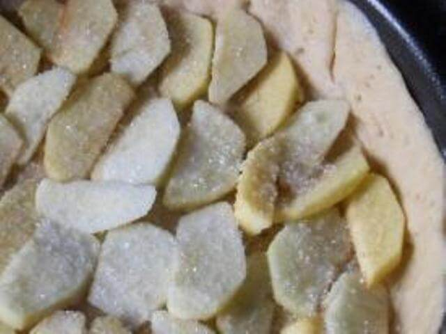 Apple Pie with Hard Cheese Photo 7