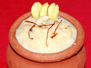Foxtail Millet Kheer with Jaggery